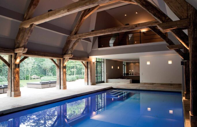 NOT JUST A POOL HOUSE